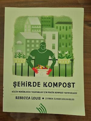 şehirde kompost kitabı