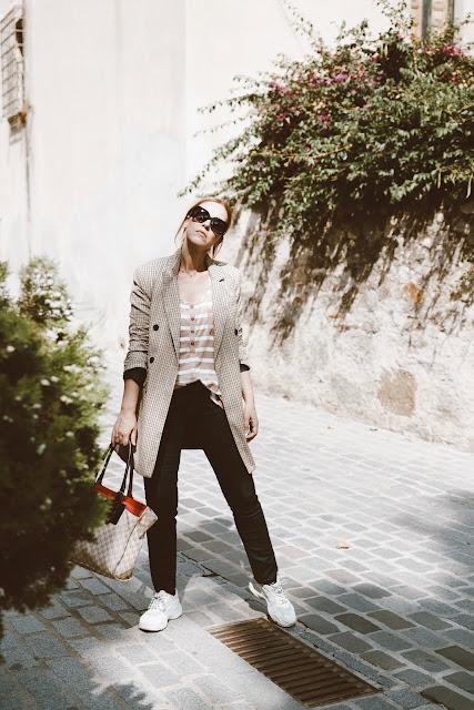 look cómodo y elegante blog de moda barcelona