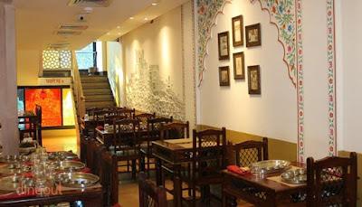 kathputli restaurant, defence colony