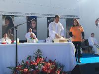 Cáliz, Patena, Juan Piña, misiones