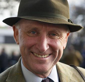 Oliver Sherwood horse trainer