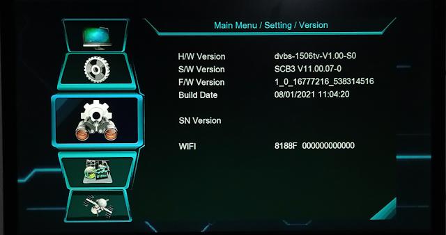 Download Korax Bt1 1506tv Built-In Wifi  Firmware Update Receiver Software