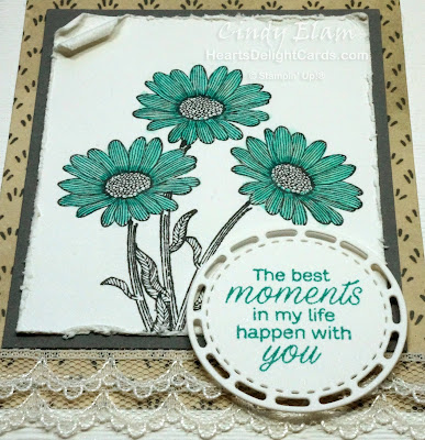 Heart's Delight Cards, Daisy Lane, Any Occasion Card, 2019-2020 Annual Catalog, Stampin' Up!
