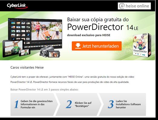 PowerDirector 14 LE