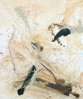 25 - Energie passagère 1 - © Edith Smets - 100/110 - huile sur toile