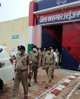 पुलिस महानिरीक्षक झाँसी, परिक्षेत्र झाँसी द्वारा जिला कारागार उरई का औचक निरीक्षण कर आवश्यक दिशा-निर्देश दिये                                                                                                                                                       संवाददाता, Journalist Anil Prabhakar.                                                                                               www.upviral24.in