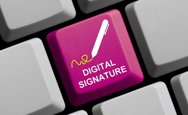 Mengenal Tanda Tangan Digital Sebagai Pengganti Tanda Tangan Basah