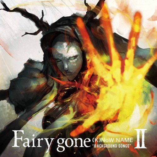 """(K)NoW_NAME – Fairy gone """"BACKGROUND SONGS"""" II [FLAC + MP3 320 / WEB] [2019.12.18]"""