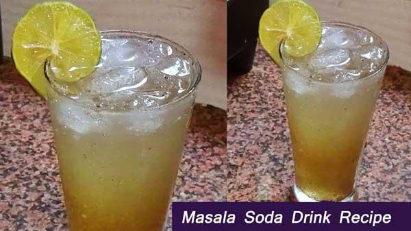 Summer Drinks | Indian beverages | Nimbu Soda Recipe