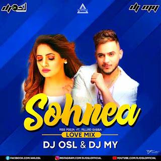 SOHNEA - LOVE REMIX - DJ OSL X DJ MY