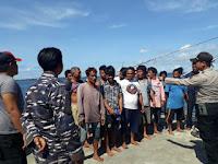 12 ABK KM Pormosa Ditemukan dengan Kondisi Selamat oleh Nelayan