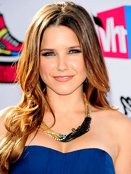Star Beauty Items Sophia Bush And Rose Oil Red Lipstick