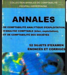 Annales - Fechtali Abderrazak