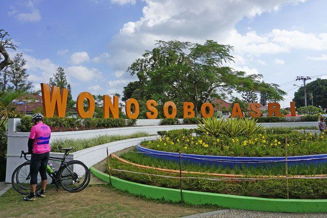 Landmark Alun-alun Wonosobo
