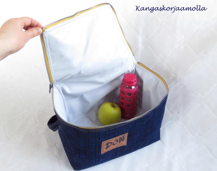 Ompele eväslaukku