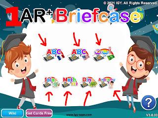 Unlock All Cards - AR Kids Kit