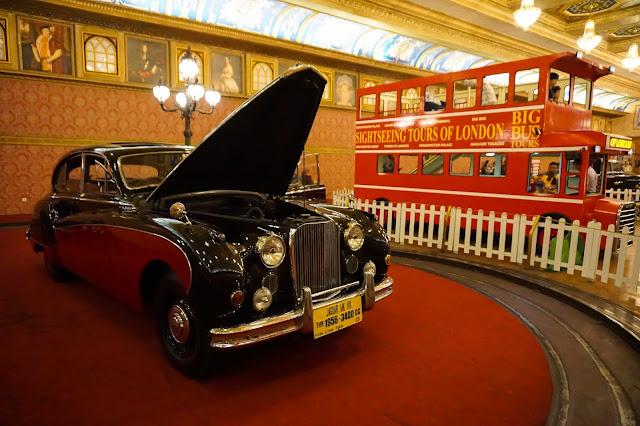 Mobil Inggris Museum Angkut