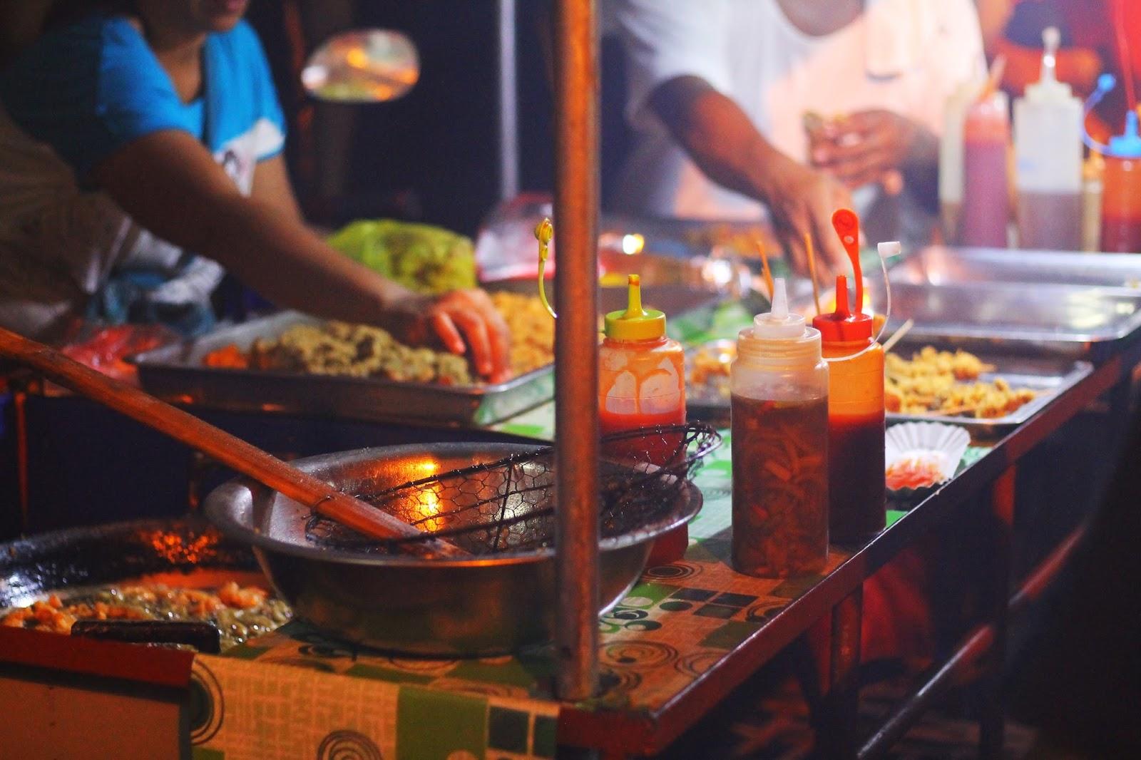 Roxas Night Market Davao City