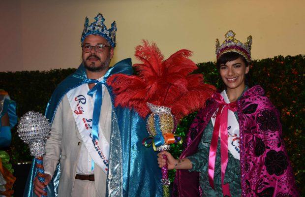 Oficializan a Frank Perozo y Nashla Bogaert como los reyes del Carnaval