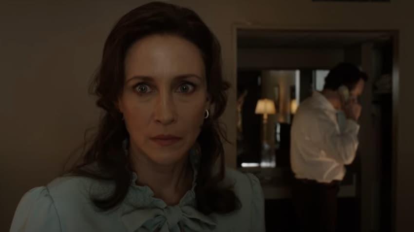 Вышел финальный трейлер фильма ужасов «Заклятие 3: По воле дьявола»