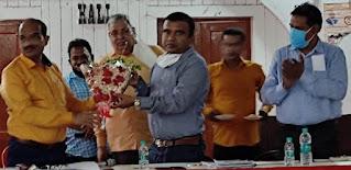 #JaunpurLive : सहायक शिक्षा निदेशक बेसिक ने किया जिले का दौरा
