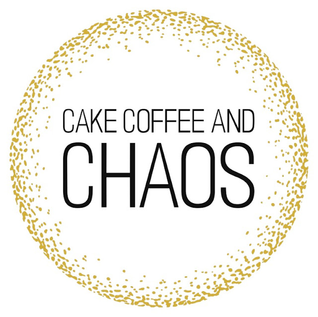 logo from Cakecoffeeandchaos.co.uk