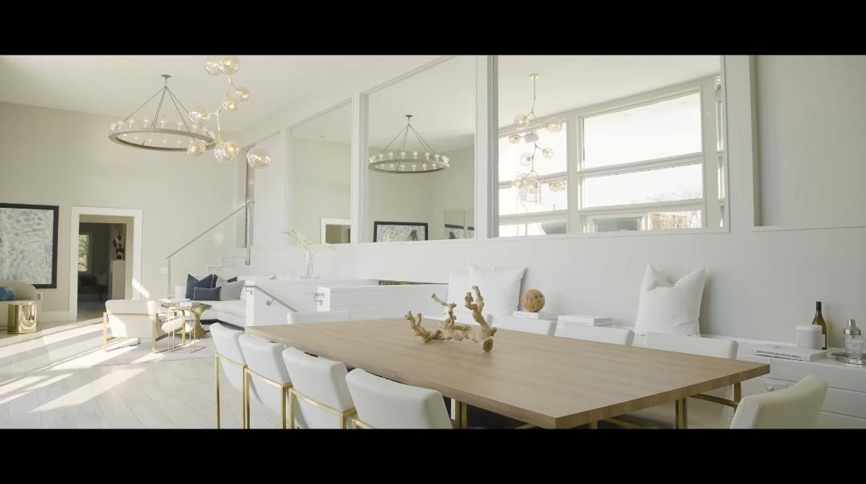 31 Photos vs. Tour 236 Bay Walk, Fire Island Pines, NY Luxury Home Interior Design