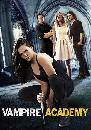 Vampire Academy 2014 Dual Audio Hindi English BRRip 720p