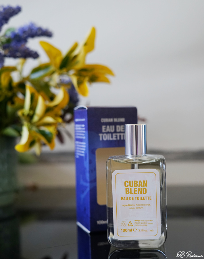 The BlueBeards Revenge Cuban Blend Eau De Toilette
