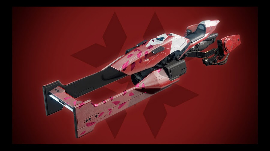 destiny 2 crimson days undeterred exotic sparrow