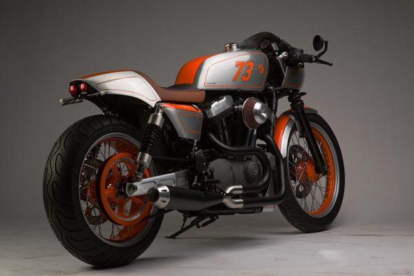 Harley Davidson By Shif Custom Hell Kustom