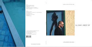 DJ Cam / Best Of art cover pochette album