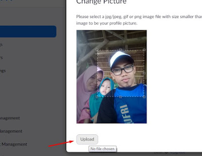 Cara Pasang Foto Profil di Zoom