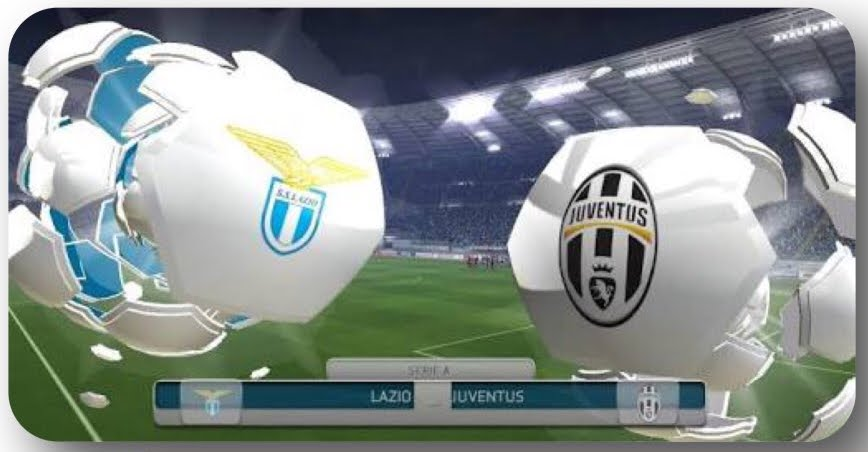 LAZIO JUVENTUS Streaming: info Facebook Live-Stream Video YouTube, dove vederla con PC iPhone Tablet TV