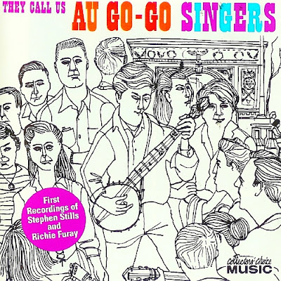 The Au Go-Go Singers - They Call Us Au Go-Go Singers (1964 1999 USA)