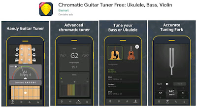 aplikasi stem gitar akustik