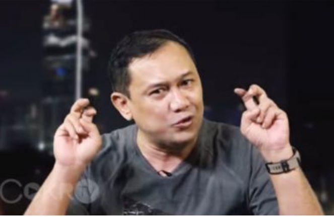 Denny Siregar: Rizal Ramli Waktu Jadi Menteri Jokowi Hampir Tiap Hari Konpers, Beda Sama Prabowo