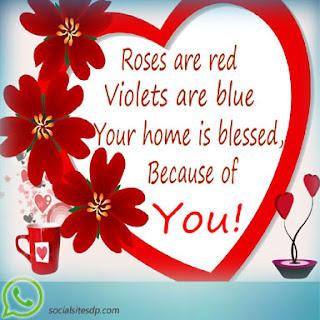 Valentines Day 2017 WhatsApp Dp