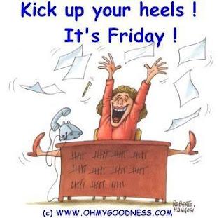 idag är det fredag