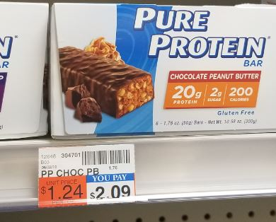 Pure Protein Bar CVS Deal 915-921