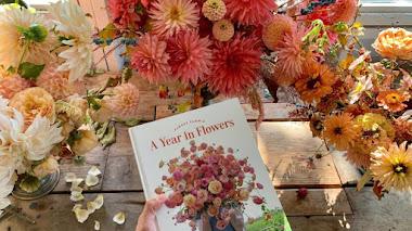 A Year in Flowers: diseño de arreglos florales para cada temporada