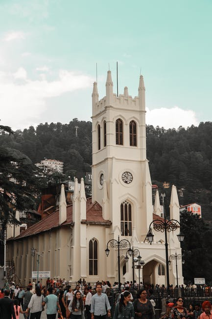 Christ Church Simla