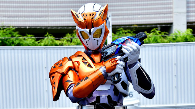 Kamen Rider Zero-One Episode 3 Subtitle Indonesia