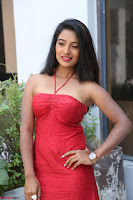 Mamatha sizzles in red Gown at Katrina Karina Madhyalo Kamal Haasan movie Launch event 209.JPG