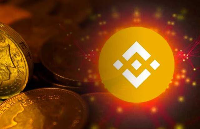 Ilustrasi Gambar Binance Coin (BNB)
