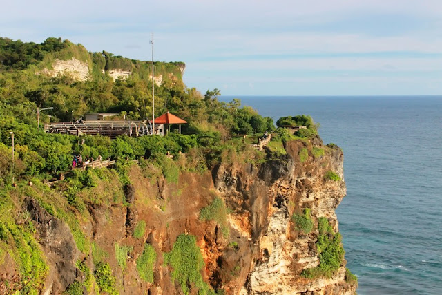 Uluwatu Temple, The Enchantment Of The Sun Drowned