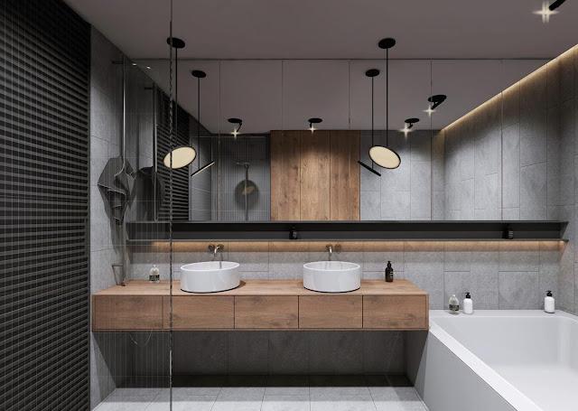 Tiles Design Bathroom