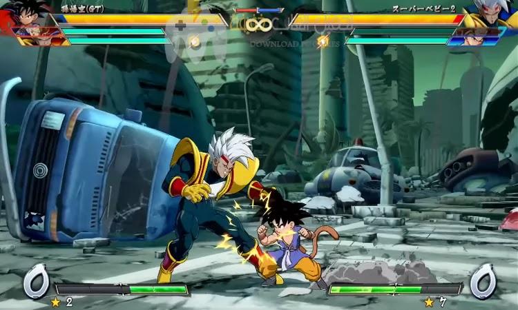 تحميل لعبة Dragon Ball FighterZ برابط مباشر