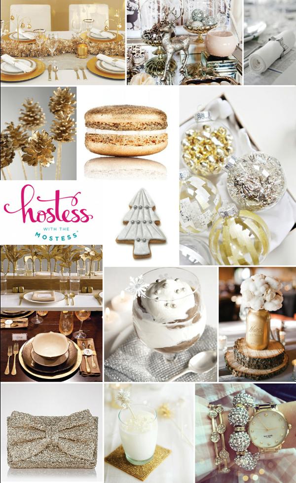Merry and Bright Christmas Holiday Party Ideas - via BirdsParty.com