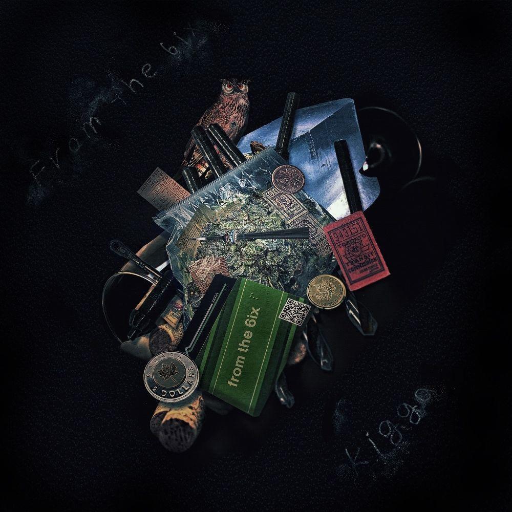 Kigga – From the 6ix – EP